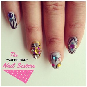 Super Rad NAil Art