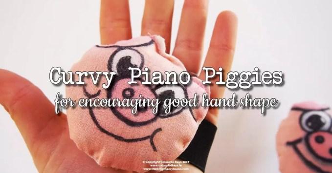 Curvy Piggies for Hand Shape