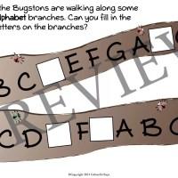 buggy bugston primer level worksheet 4