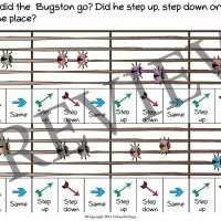 buggy bugston primer level worksheet 6