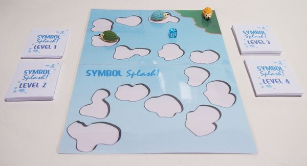 symbol splash music boardgame