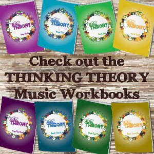 Thinking Theory Music Workbooks