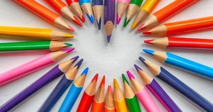 coloured-pencils-heart