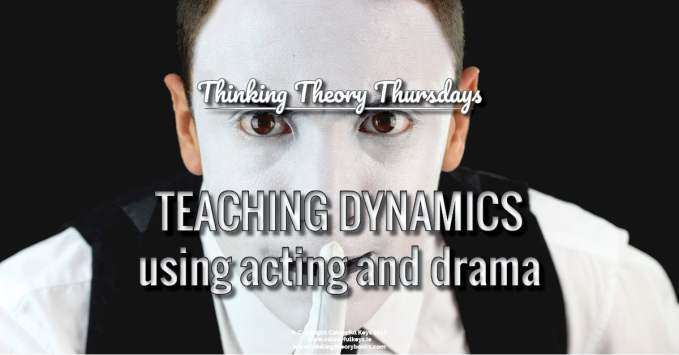 Teaching Dynamics to Piano Students Using Drama