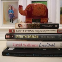 For the Love of Charity Shops: This Week's 5 books