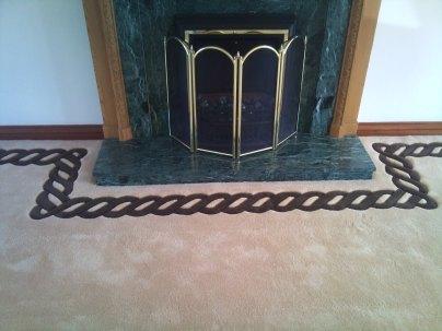 Inset Border Carpet (12)