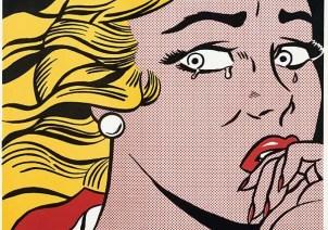 Roy Lichtenstein...