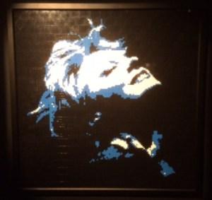 Marilyn Monroe by Nathan Sawaya