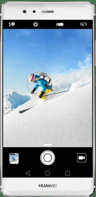 Huawei P9 Plus Front