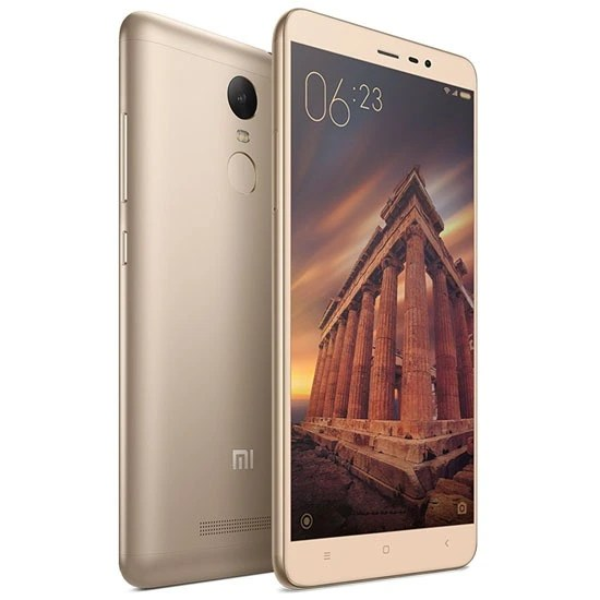 Xiaomi Redmi Note 3 Gold
