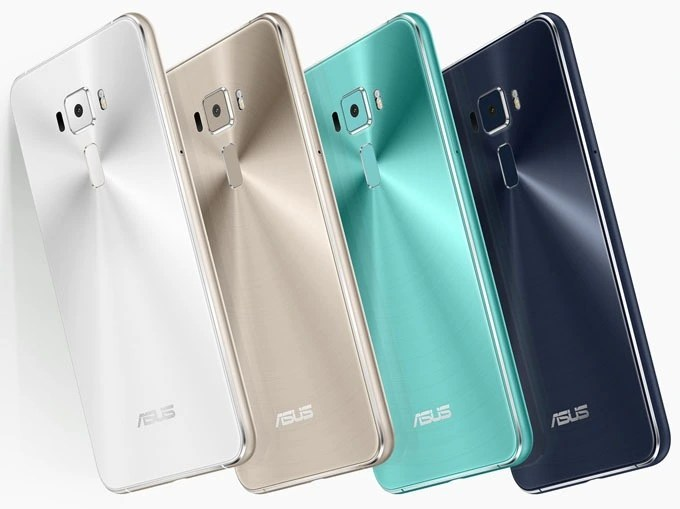 ZenFone 3 colours