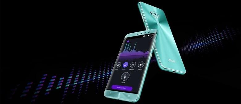 ZenFone 3 music