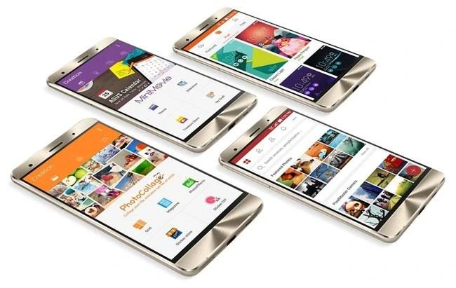 ZenFone 3 Deluxe ZENUI3