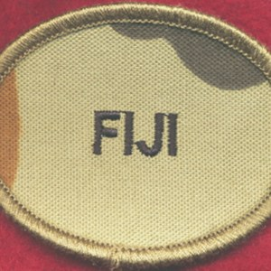 Fiji patch (biscuit) DPCU