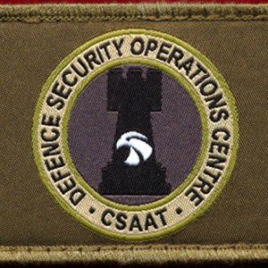 Defence Security Operations Centre - CSAAT (Army)