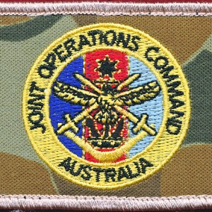 Joint Operations Command - DPCU  ERROR