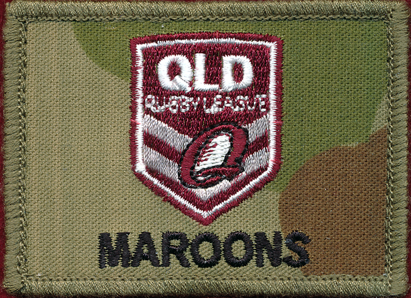 State of Origin Patch - QLD