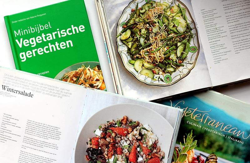5 favoriete vegetarische kookboeken (van mijn moeder)