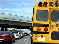 yellow bus usa