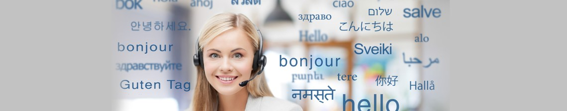 language translation service for clinical trials