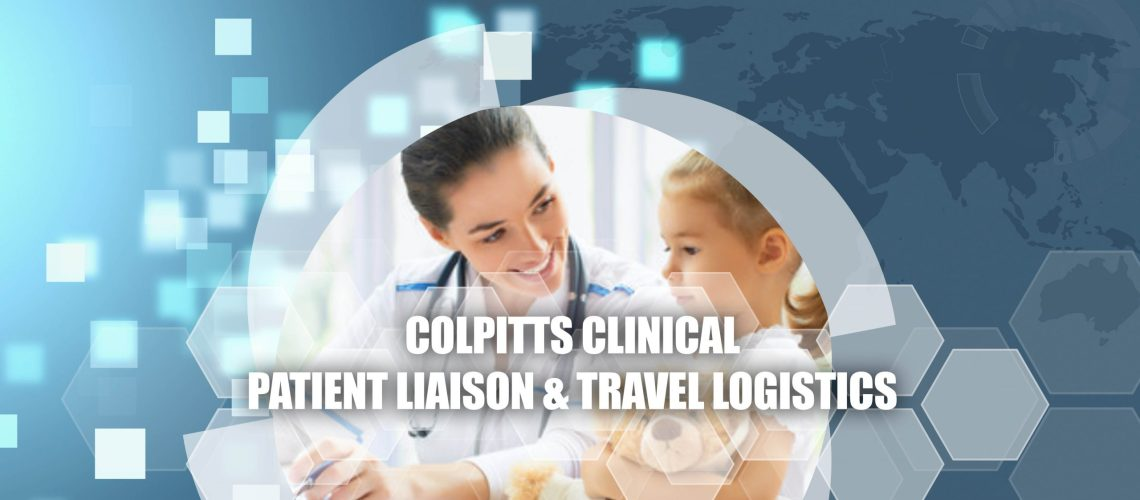 Colpitts Clinical Patient Liaison and Travel Logistics