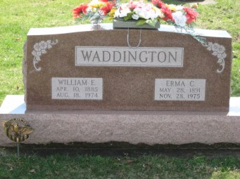 Waddington William Erma Evergreen 1970s