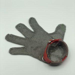 Guanto antitaglio inox taglia L