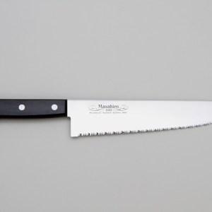 Chef con lama seghettata cm. 24