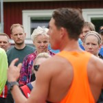Colting Borssén Coaching på camp i Borås maj 2018