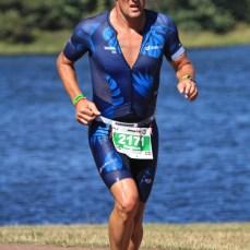 Fokus under Ironman