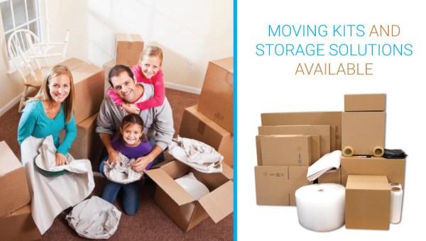 moving boxes and kits toronto