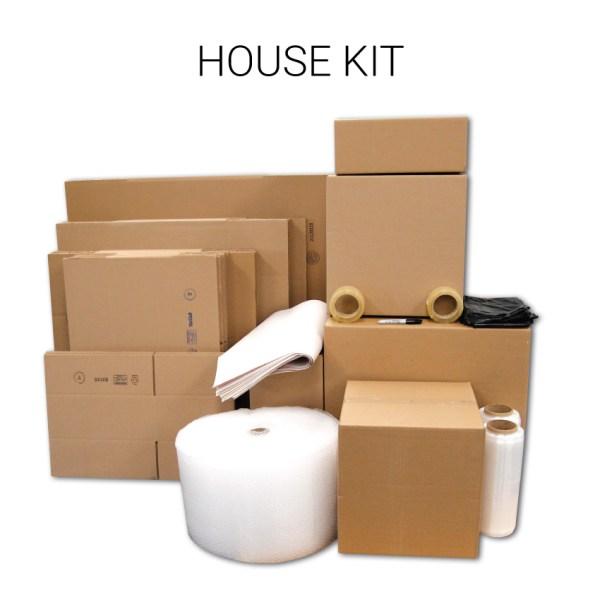 house moving box kit