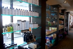 Creative Hair Design offers a wide selection of hair products.
