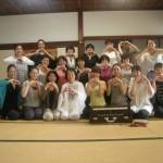 瞑想合宿2