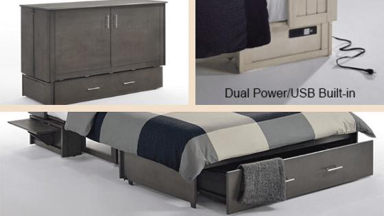 advantages of murphy beds