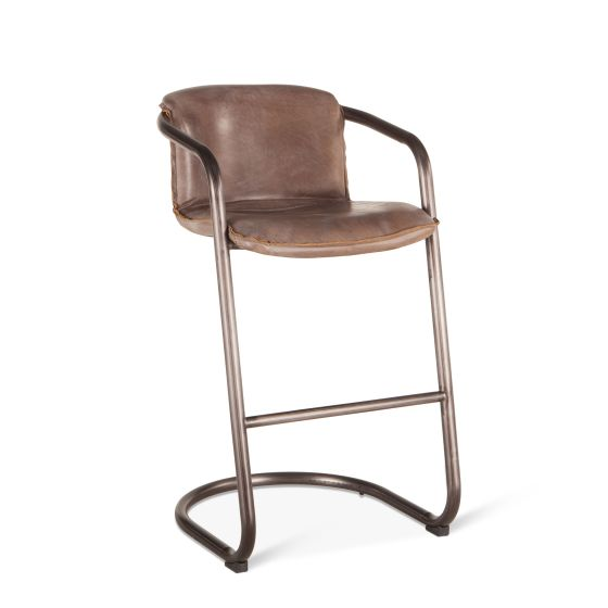 counter stool with arms