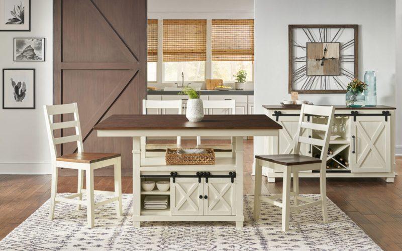 farmhouse dining tables Colorado Springs