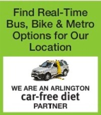 Arlington Car-Free Diet