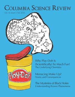 Columbia Science Review's Fall 2011 Issue