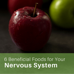 6 Beneficial Foods for Your Nervous System