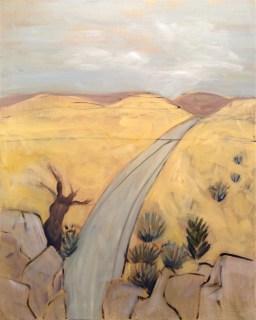 Lori Duckstein | Frank's Road | Acrylic | 24 x 30