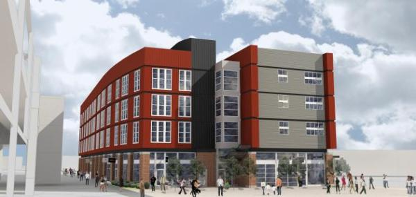 Low-Income Artist Housing At the New Mt. Baker Artist ...