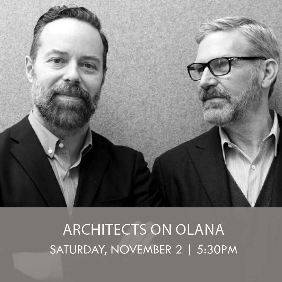 Columbia County Architects: Architects On Olana: Daniel Sachs & Kevin Lindores