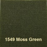 Cialux Cover Material Colour 1549 Moss Green