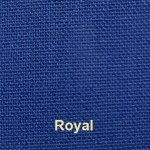 Elegance Cover Material colour Royal Blue