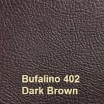 Fiscagomma Bufalino 402 dark Brown Cover Material