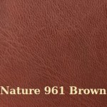Fiscagomma Nature 961 Brown Cover Material