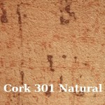 Fiscagomma Cork 301 Natural Cover Material