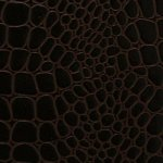 Pellaq by Skivertex cover material in Brown Croco