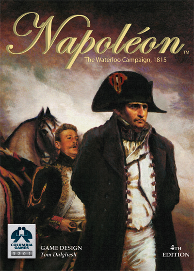 Napoleon 4th Edition from Columbia Games